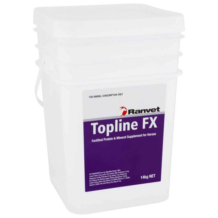 Topline Builder for Horses