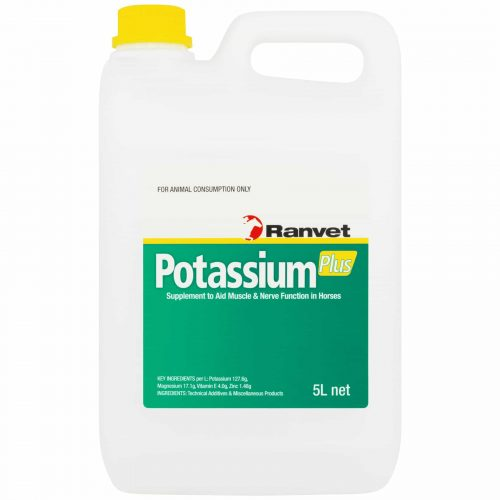 Potassium Supplement for Horses