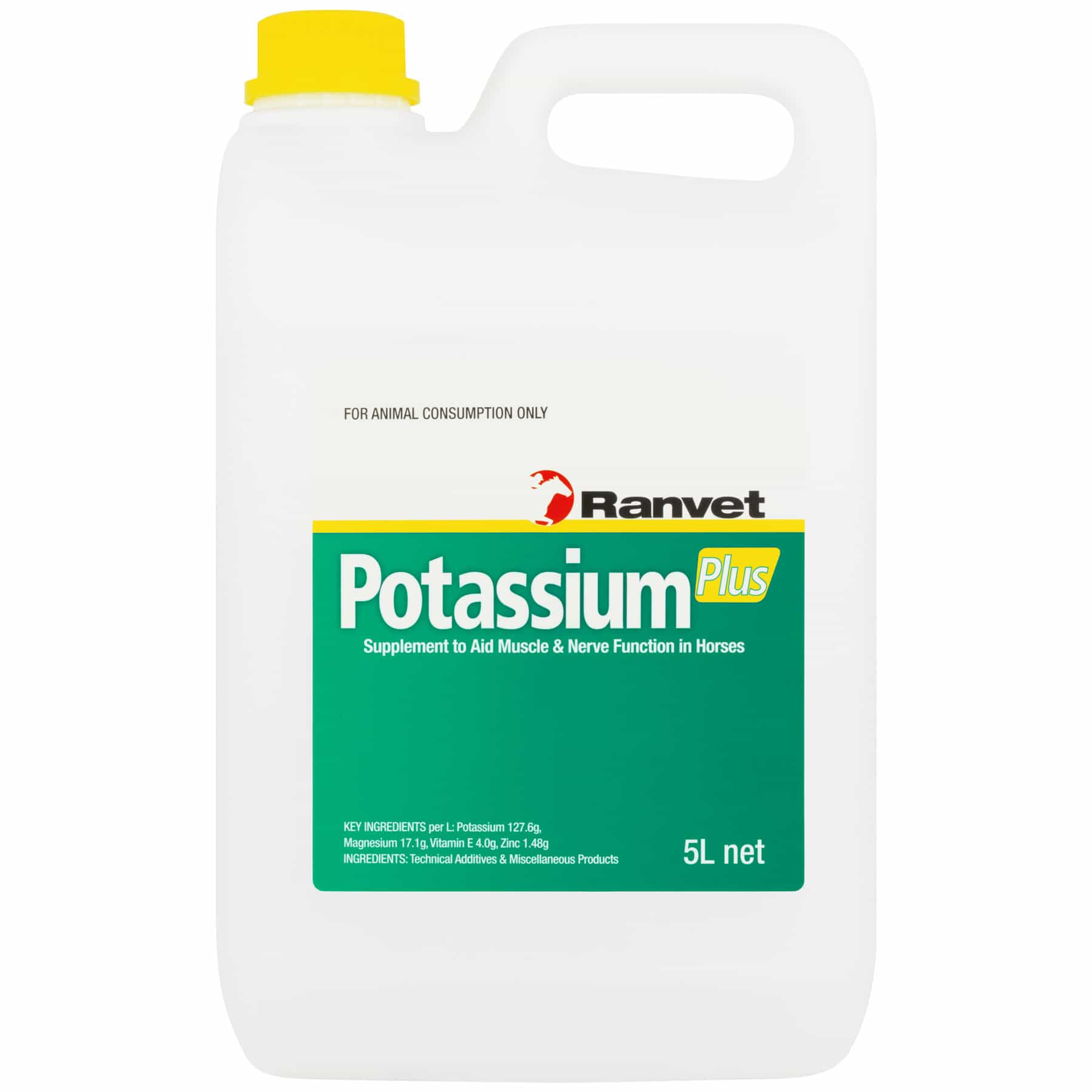 Potassium Supplement for Horses