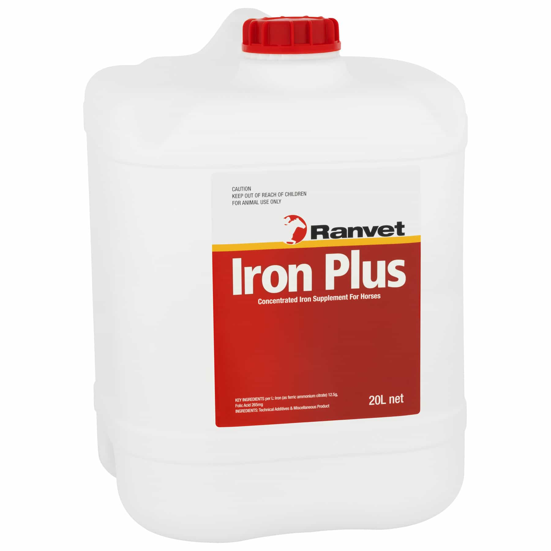 Iron Supplement for horses