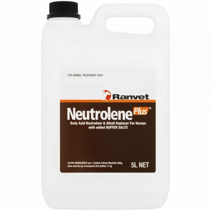 Acid Neutraliser for horses