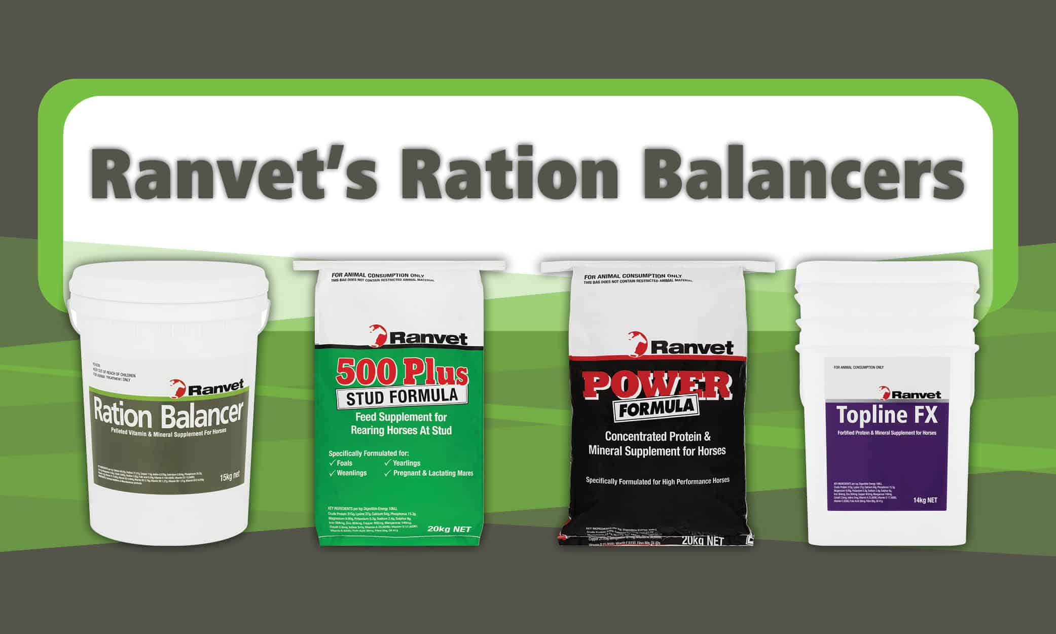 ration balancer